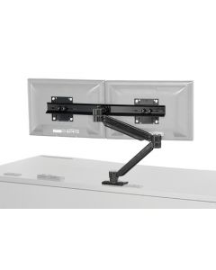 Adjustable Dual Monitor Arm
