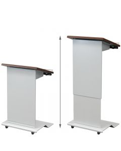 Height Adjustable Lectern