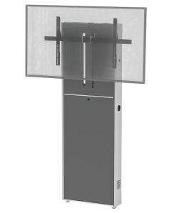 Wall Mounted Lift Stand For Single Extra Large Monitors