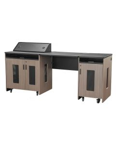 Podium & Rack Mobile Modular