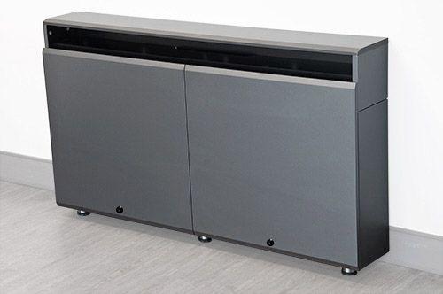La Credenza Supplier : Cr2 wm dual rack wall mounted credenza