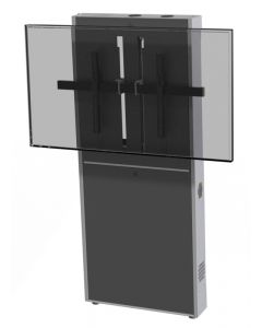 Wall Mounted Lift Stand For Single/Dual Monitors