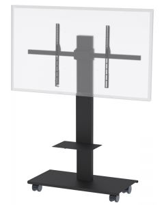 Economy LCD Monitor Stand for Single/Dual Monitors